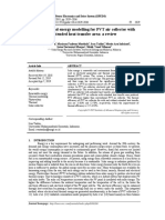 Efficiency and Energy Modelling for PVT Air Collector With Extended Heat Transfer Area_a Review (IJPEDS-10(4), Desember 2019)