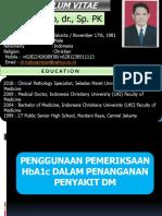 Seminar HbA1c Di Biak - Dr Rudy