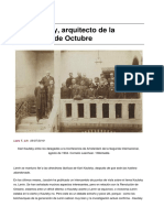 Sinpermiso-karl Kautsky Arquitecto de La Revolucion de Octubre-2019!07!14