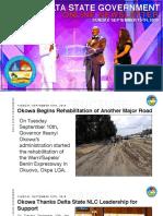 DSG Online Newsletter. Sunday September 15th, 2019 #14