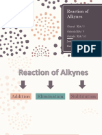 Reaction of Alkynes.pptx