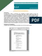 NM Script Writing Guideline 2008 Italian