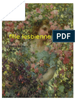 Fille Lesbienne-erotic poetry