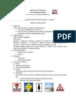 LP. Modal of Obligation
