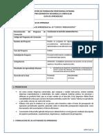 Gfpi-f-019 Formato Guia de Aprendizaje 5 Costos y Presupuestos