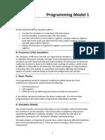 Yass Programming Model 1Tutorial (2)