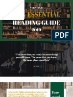 Strategy_ an Essential Reading Guide