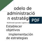 Modelo de administración estratégica.rtf