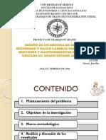 Presentación. TESIS Joserlin G.2da Propuesta