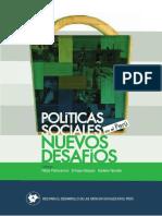 Políticas Sociales en el Perú - Nuevos desafíos.