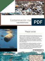 Contaminacion marina_ Carlos Michel Fumero.pptx