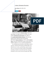 Adorno on Punctuation
