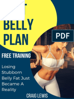 Flat Belly Plan - FREE Training - Craiglewisfitness.com