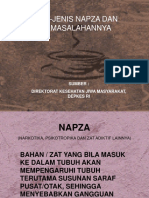 Jenis-jenis Napza i