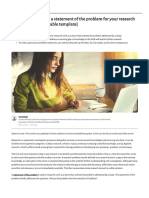 The basics of writing a statement of the problem for your research proposal | Editage Insights.pdf