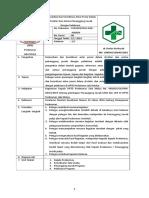 SOP 2.3.1.EP.3 Komunikasi Dan Koordinasi Antar Posisi Dalam Struktur Dan Antara Penanggung Jawab Dengan Pelaksana