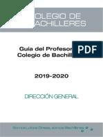 Guia Profesor CB 2019