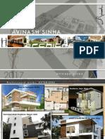 Archi and Design Portfolio 2017