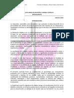 Comisiones Ensenanza Curriculo LOMCE Bachillerato
