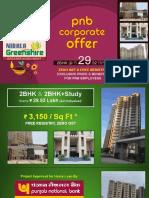 Nirala Greenshire - PNB Offer