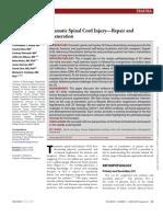jurnal spinal cord injury