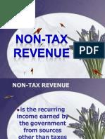 Non Tax Revenue