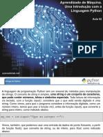 Aprendizado de Maquina Com Python - Aula 2