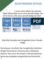 Unsur-Unsur Periode Ketiga (Presentasi Kimia)