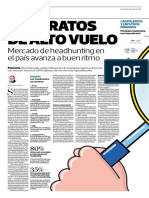 Contratos de Alto Vuelo, Mercado de Headhunting