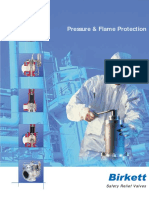 Birkett PSV Catalog