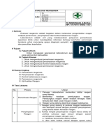 8.1.5.4 a. Panduan Tertulis Untuk Evaluasi Reagensia OK