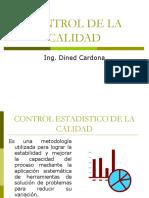 Tema 1- Control Estadistico de La Calidad
