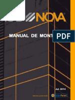 ISONOVA- Manual de Montaje 2014