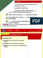 Skeletal System - Lesson 19.ppt