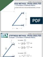 EV302 13 Stiffness Method Truss Example 1.Ppt