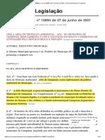Lei 10850_01 _ Lei Nº 10850 de 07 de Junho de 2001, Câmara Municipal de Campinas