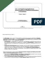Wettbewerbs- und Regulierungsimplikationen der 900 MHz-Frequenzausstattung von Mobilfunknetzbetreibern in Deutschland