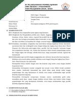 RPP - KD 3.4 Memahami Jaringan Fiber Optic