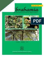 Ex-situ Conservation of Andaman Flora
