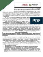 Nota Informativa Sarampo RS 12-09-2019
