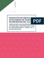 Orientaciones VIH WEB