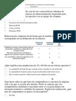 Mantenimiento y Repracion de Pc, Eval. i