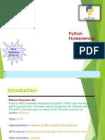 Chapter -2 Python Fundamentals .pptx