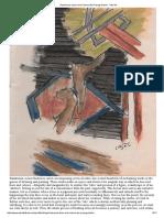 Ramkumar Lines and Colours by Prayag Shukla - Talk Art