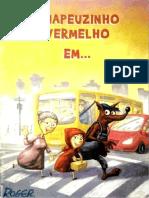 Trânsito - Chapeuzinho Vermelho Em...