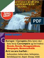 korupsi dalam Perspektif Agama.pptx