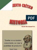 1 Dossier 1 Historia Pensamiento