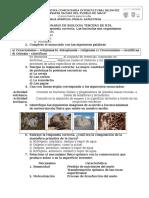 Cuestionario de Biologia Tercero de Bt_biolo_for