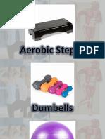grade 11 aerobics