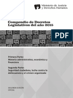 COMPENDIO DECRETOS -2015